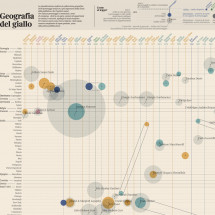 a geography of detectives and authors in crime novels Infographic