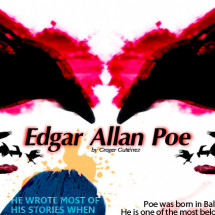 A graphic tribute to Edgar Allan Poe on his 203rd birthday  Infographic