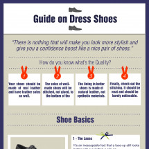 A Guide on Dress Guide Infographic