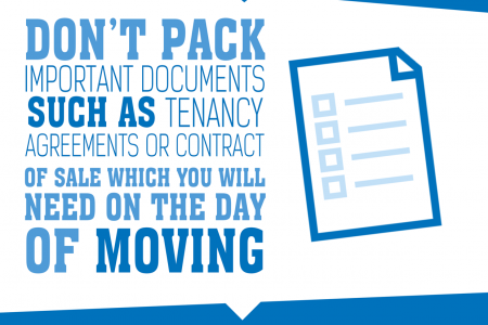 A Guide To Easy Moving Infographic