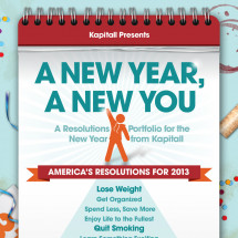 A New Year, A New You Infographic