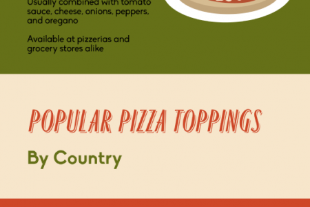 A Slice of Knowledge: Pizzas Around the World  Infographic