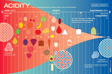 Acidity Infographic