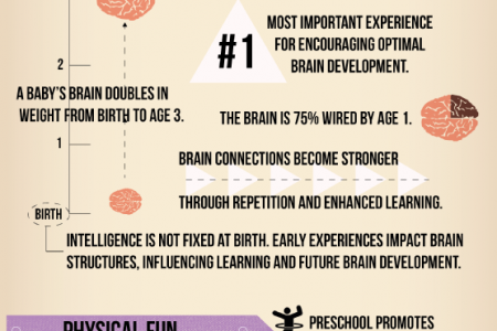 Advantages of Having Your Child in Preschool  Infographic