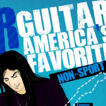 Air Guitar: Impressive or Lame? Infographic
