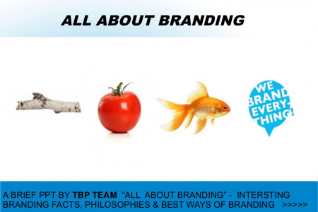 All About Branding- Graphic Design, Brand Identity and Branding facts Infographic