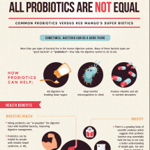 All Probiotics Are Not Equal Infographic