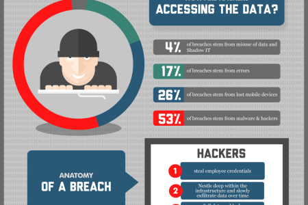 All You Need To Know About Data Breaches Infographic
