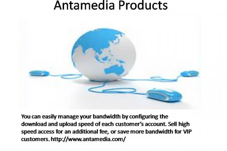 Antamedia Products Infographic