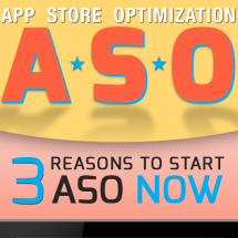 App Store Optimization - Why You Should Start Now Infographic
