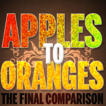 Apples to Oranges: The Final Comparison Infographic