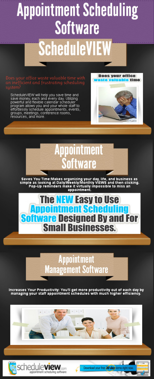Appointment Software