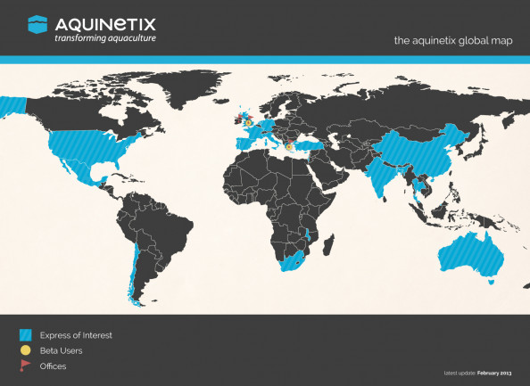 Aquinetix Map Infographic