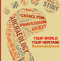 Archaeology and BermudaQuest Infographic