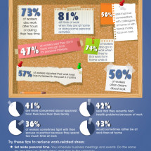 Are You A Workaholic? Infographic