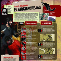 ASESINOS en Mxico Infographic