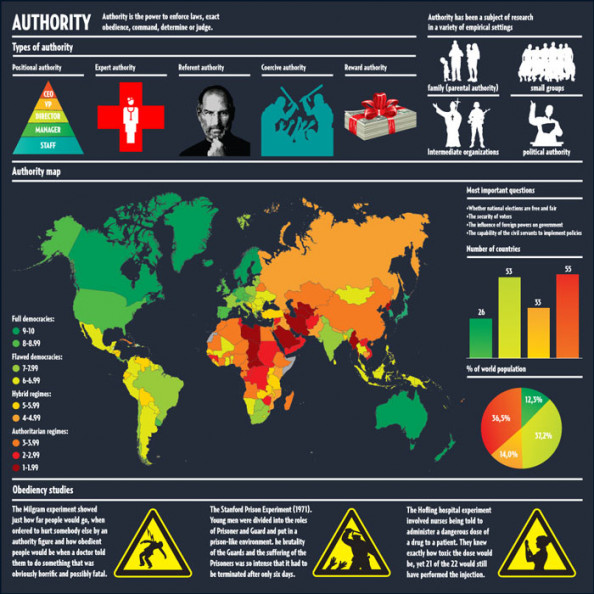 Authority Infographic