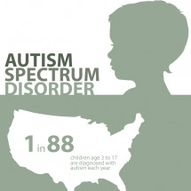 Autism Spectrum Disorder Infographic