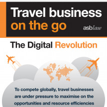 B2B Travel Law - The Digital Revolution Infographic
