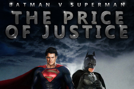 Batman v Superman: The price of Justice Infographic