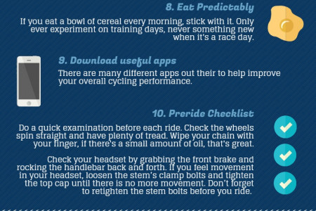 Beginners Guide: Cycling Advice For New Cyclists Infographic
