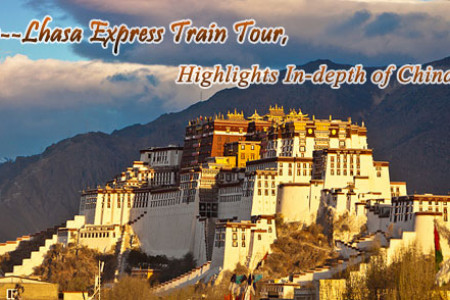 Beijing to lhasa train  Infographic