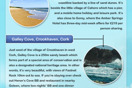 Best Beaches for Children  Infographic