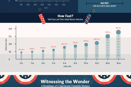 Beyond the BOOM! How Fireworks Work Infographic