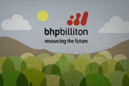 BHP Billiton - GreenPrint Infographic