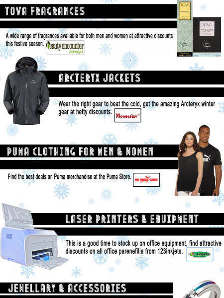 Black Friday 2013 Infographic : The most Desired items Infographic