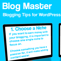 Blogging Tips for WordPress Mastery [Infographic] Infographic