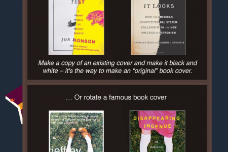 Book Cover Twins: Why So Alike? Infographic