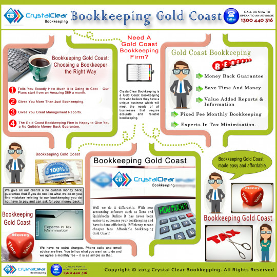 Bookkeeping Gold Coast