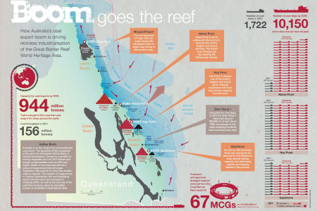 BOOM  Goes the Reef Infographic