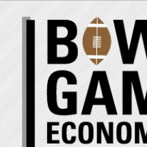 Bowl Game Economics Infographic
