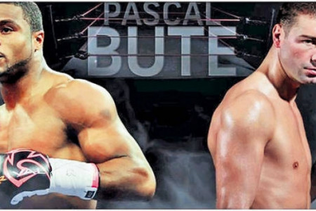 Boxing Jean Pascal vs Lucian Bute 18th Jan 2014   Infographic
