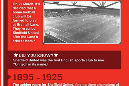 Bramall Lane – The Oldest Football Stadium in the World Infographic