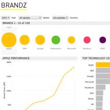 Brand Z Infographic
