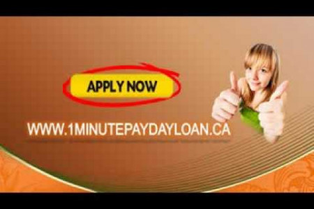 British Columbia-1 Minute Payday Loan Infographic