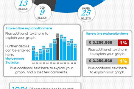 Budget Spending Infographic Infographic