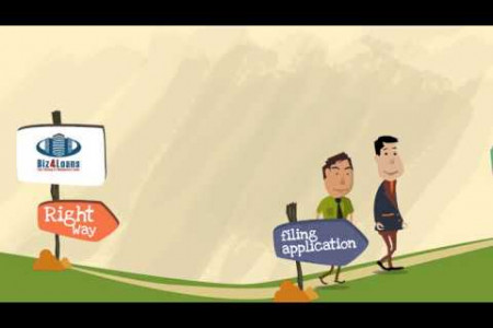 Business Loans Explainer Video Infographic