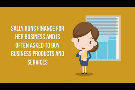 Buy For Business Infographic