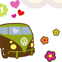 Campervan facts: The fun and the barely believable! Infographic