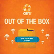 CARE: Out of the Box Infographic