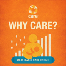 CARE: Why Care? Infographic