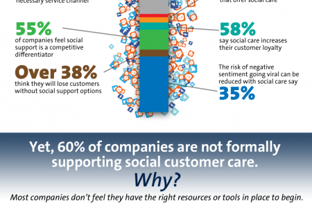 Caring for Customers in a Noisy Social World Infographic