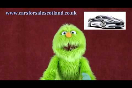 Cars For Sale Scotland Infographic