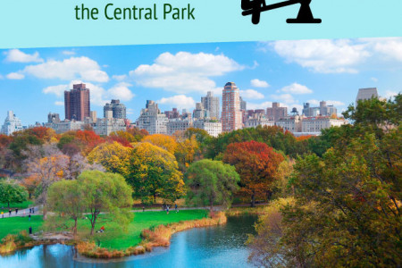 Central Park, New York Infographic