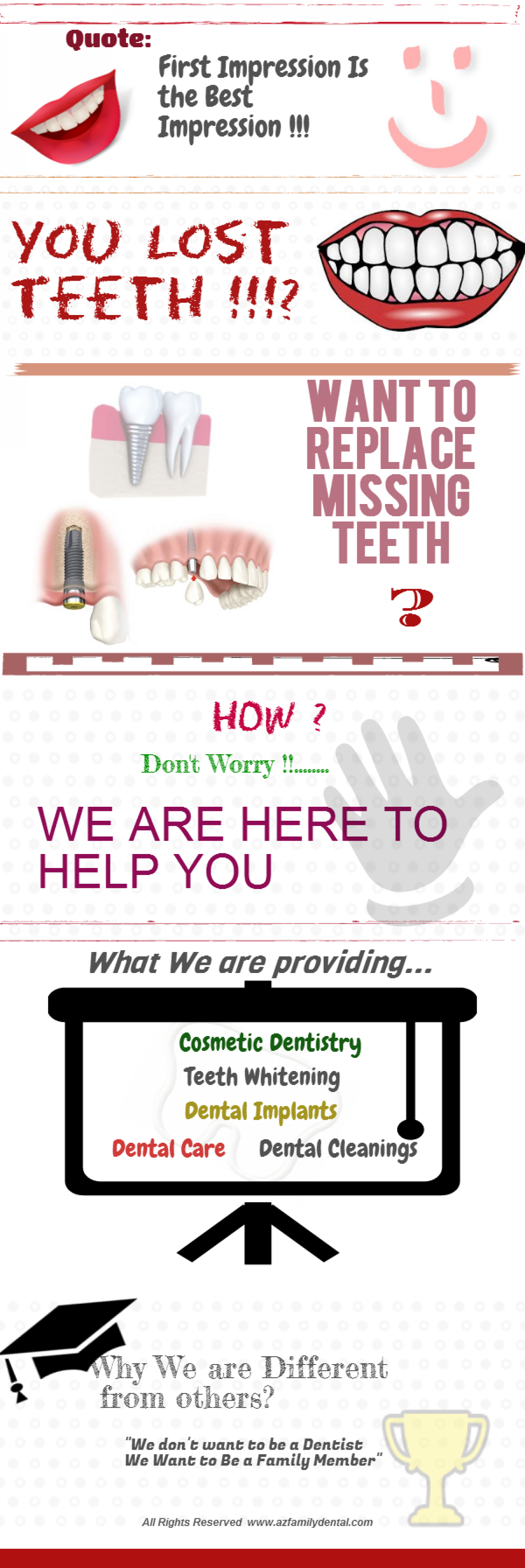 Chandler Dentist Infographic