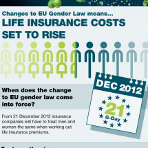Changes to EU Gender Law Infographic